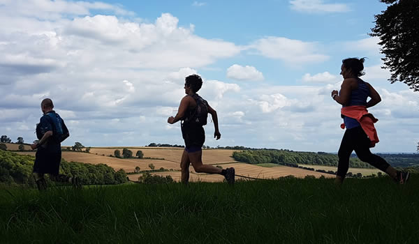Chilterns Trail Running