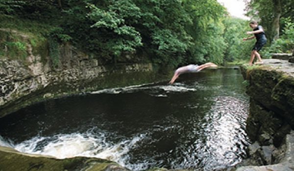 wild swimming yorkshire